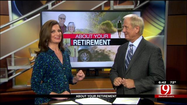 About Your Retirement: Money Scams