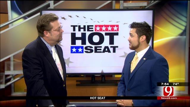 Hot Seat: Rep. Justin Wood