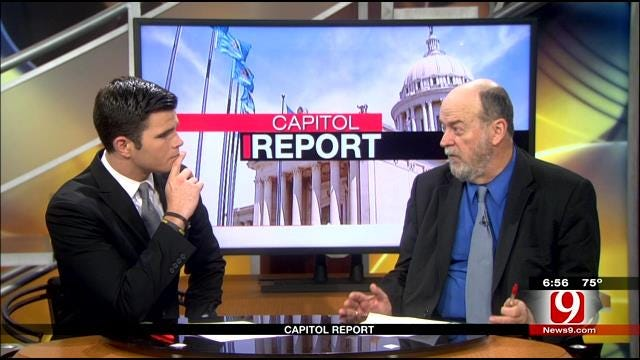 Capitol Report With Pat McGuigan: Wind Power Turbines.