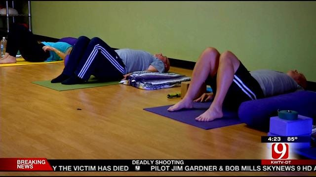 Medical Minute: Yoga For Veterans