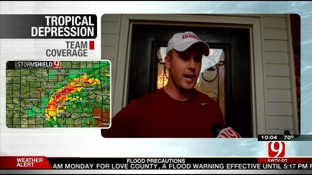 Norman Neighborhoods On High Alert For Flooding