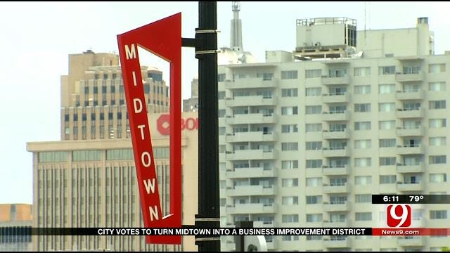 Business Owners Upset Over Midtown Changes And Fees