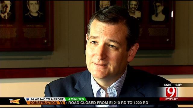 News 9 Goes 1-On-1 With GOP Presidential Hopeful Ted Cruz