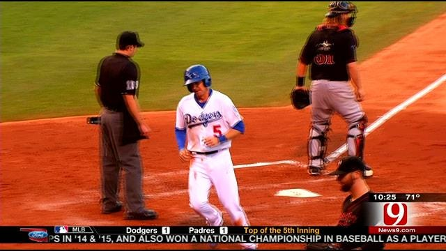 Dodgers Get Fifth Straight Win