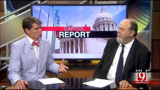 Capitol Report With Pat McGuigan: Paragon Award