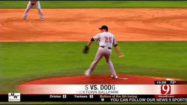 HIGHLIGHTS: Dodgers Take Down Nashville