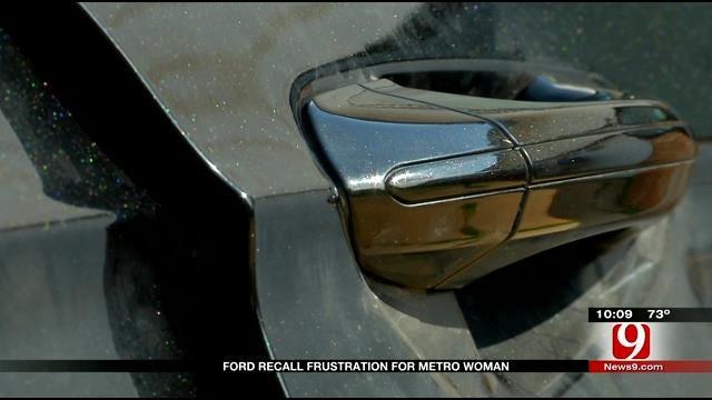 Metro Driver Deals With Ford Door Latch Recall Headache