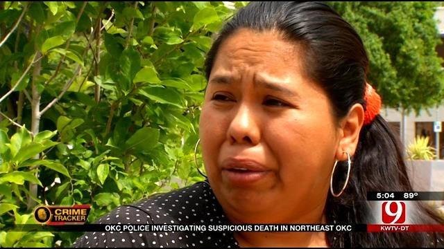 Police Investigating Suspicious Death In NE OKC