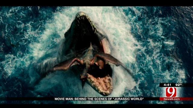 Dino's Movie Moment: Jurassic World