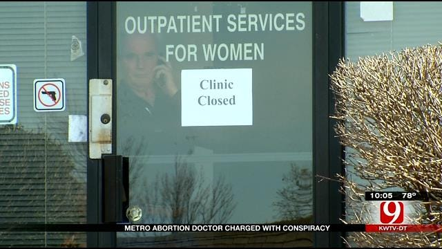 Metro Abortion Doctor Now Bound Over For Trial