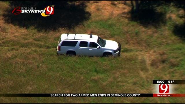 Authorities Arrest 'Armed And Dangerous' Seminole Co. Suspects