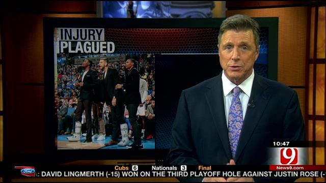 Dean's Take On NBA Injuries