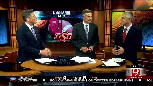 College Football Talk With George Schroeder