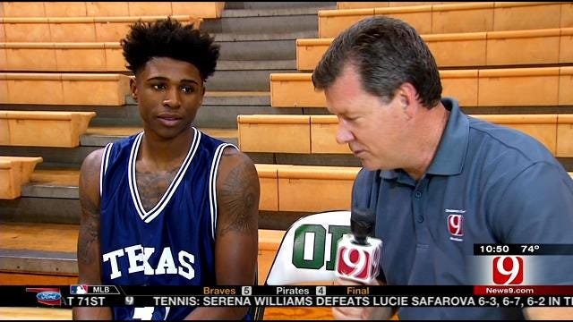 VIDEO: Interview With OU Signee Rashard Odomes