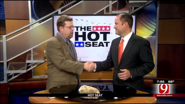 Hot Seat: David Hill