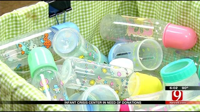Metro Nonprofit In Need Of Baby Clothes