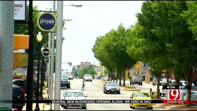 Uptown 23rd District On The Upswing In OKC
