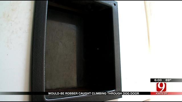 Man Tries To Burglarize Home Through Dog Door In Chickasha