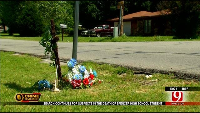 Search Continues For Suspects In The Death Of Spencer High School Student