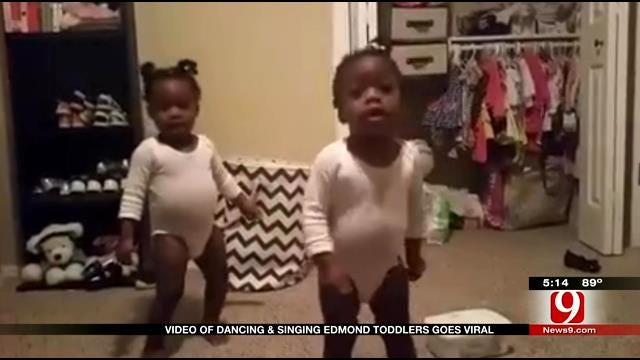 Edmond Toddler's 'Happy and You Know It' Video Goes Viral