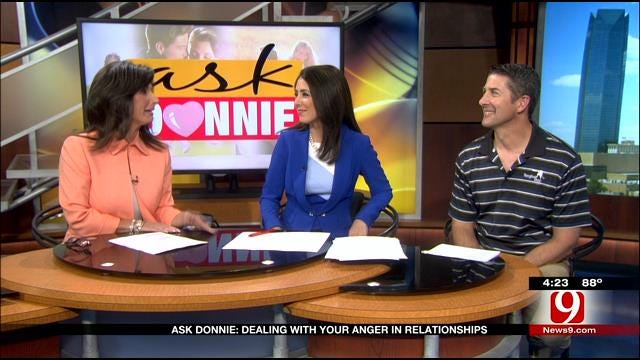 Ask Donnie: Dealing With Your Anger In Relationships