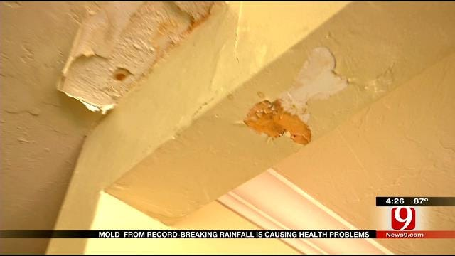 Medical Minute: Recent Rains And Mold
