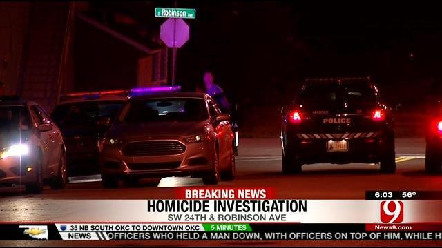Police Investigate Homicide After Man Shot To Death In SW OKC