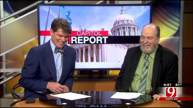 Capitol Report With Pat McGuigan: Hunting And Fishing Compact
