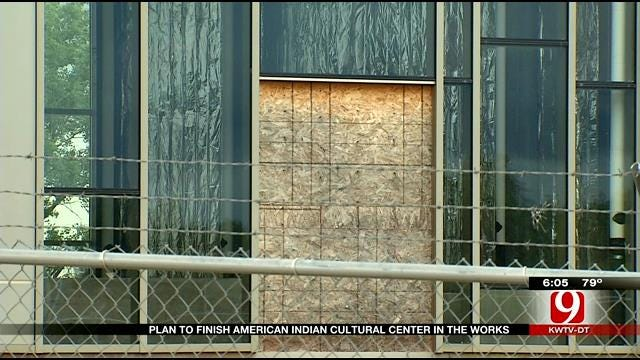Plans Shape Up For American Indian Cultural Center In OKC