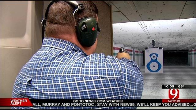 Oklahoma School Districts Consider Arming Teachers
