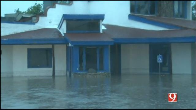 WEB EXTRA: Lawton Flooding