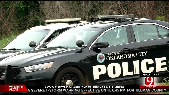 OKC Police Investigating In-Custody Death Of Suspect