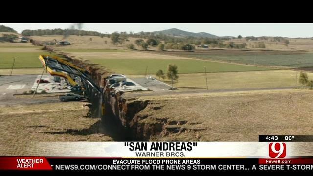 Dino's Movie Moment: San Andreas