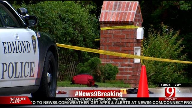Officer-Involved Shooting Reported In East Edmond Neighborhood
