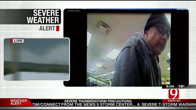 Technicality Puts Serial OKC Robber Back Out On The Streets