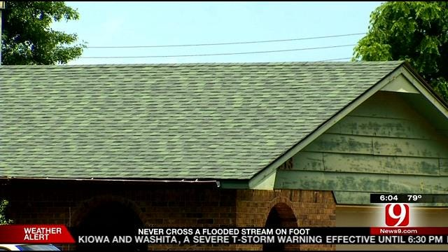 Yukon Residents Warn Neighbors Of Pushy Roofing Solicitors