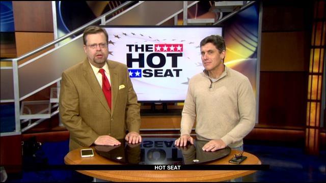 Hot Seat: Dr. Keith Gaddie