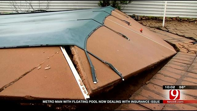 Moore Man With Pool Problems Deals With Insurance Headache