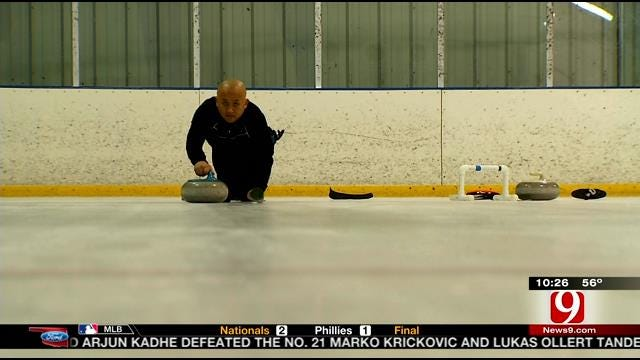 Chuck Fisher Explores The Sport Of Curling