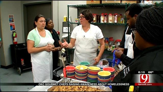 Local Chefs Turn The Table On Hunger In Cooking Competition