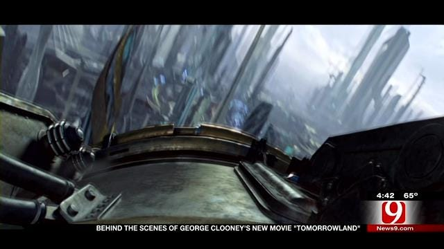 Dino's Movie Moment: Tomorrowland