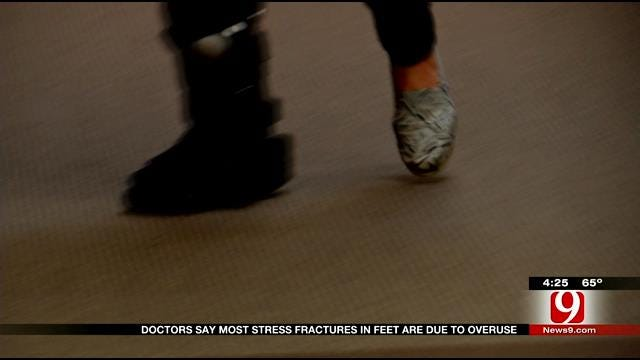 Medical Minute: Foot Fractures