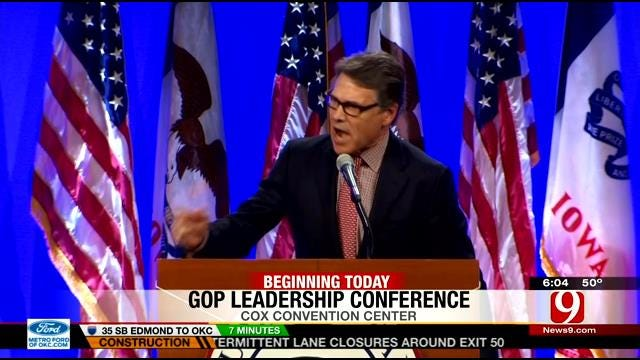 Southern Republican Leadership Conference Takes Place In OKC