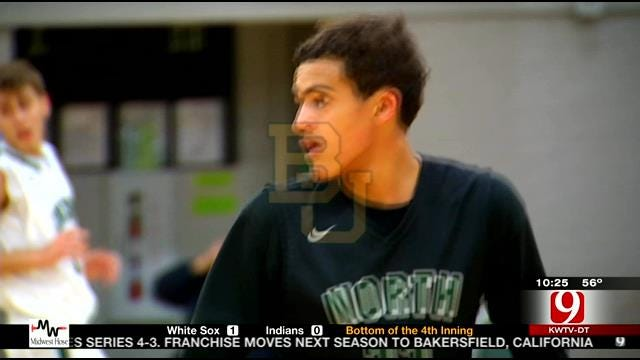 VIDEO: Norman North's Young Drawing National Attention