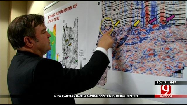 Could Oklahoma Benefit From Advance Earthquake Warnings?