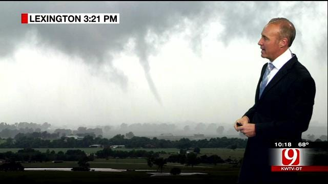 Multiple Tornadoes Touch Down In Oklahoma Tuesday