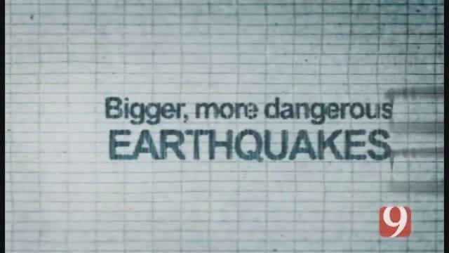 Are bigger earthquakes in our future?