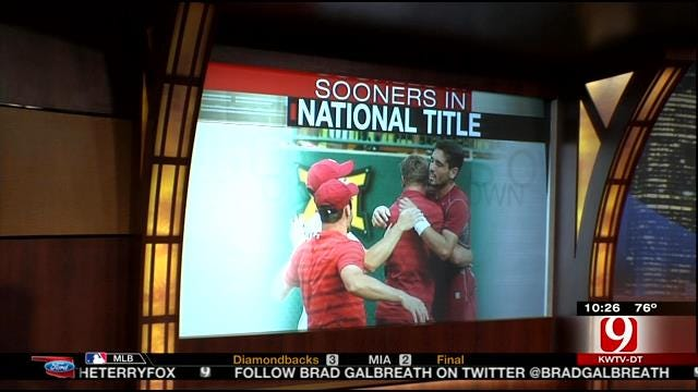 OU Tennis Heads To The Title
