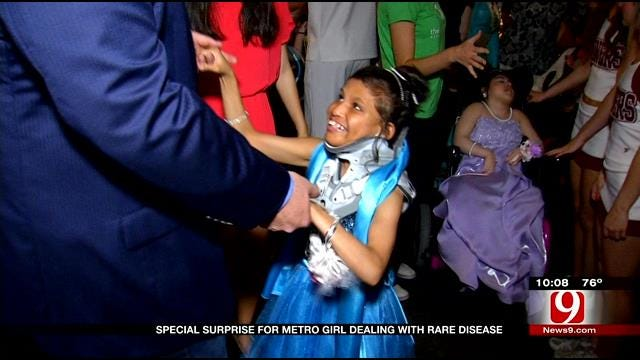 Metro Teen Living With Rare Disease Gets A Special Surprise