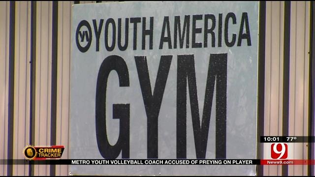 OKC Youth Volleyball Coach Accused Of Lewd Acts With A Child